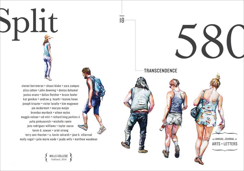 580 Split 2016 Cover