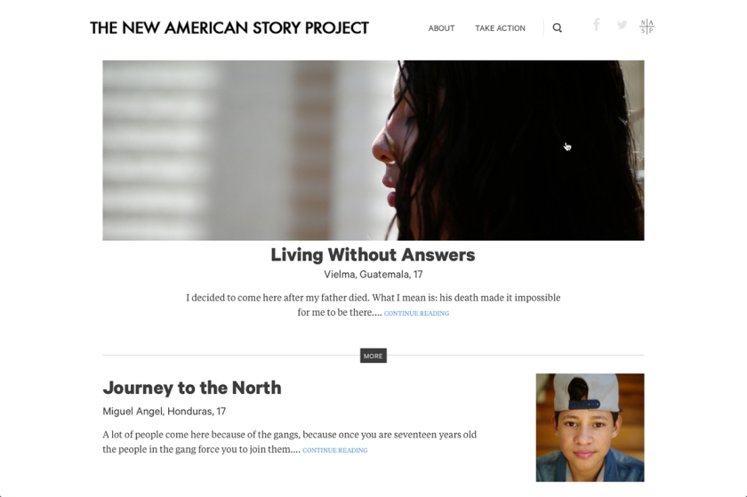 New American Story Project